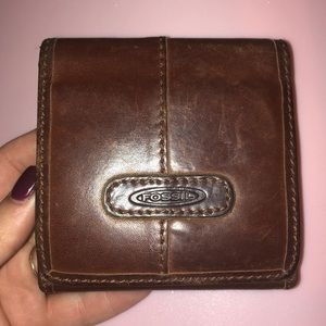 Fossil men's wallet